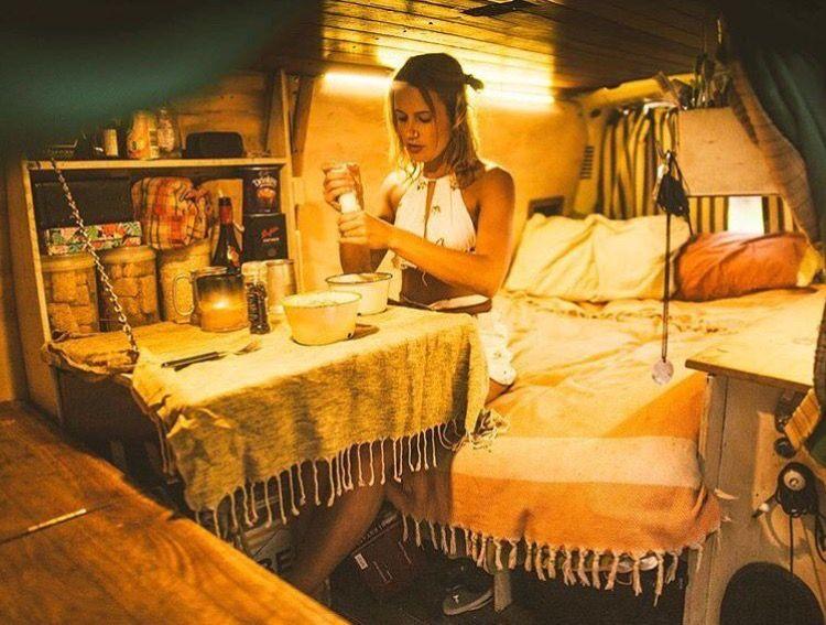 Homemade Camper Interior Remodeling Van Life Your Narrowboat Hygge Caravan