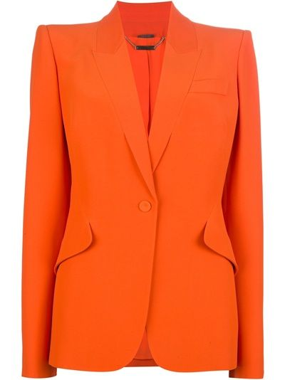 2d00d82cd65b Alexander McQueen - bright blazer 1 great pocket detail   Jackets ...