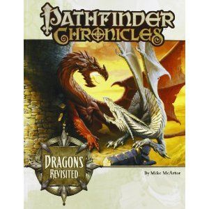 Dragons Revisited: Pathfinder Chronicles The great dragons of Golarion dominate the hidden mountain valleys of the world and stand with serpentine grace at the center of the worlds most mysterious and potent legendry. Like the best-selling C http://www.MightGet.com/january-2017-12/dragons-revisited-pathfinder-chronicles.asp