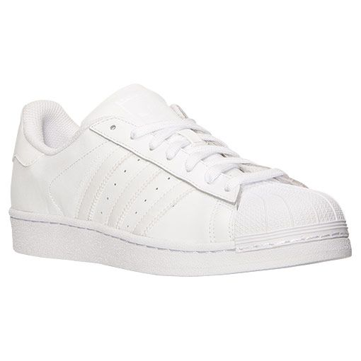 Women's adidas Superstar Casual Shoes S85139 WHT