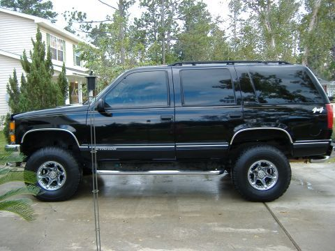1999 Chevrolet Tahoe Lt 4x4 Chevy Tahoe Lifted Chevy Tahoe Chevy Tahoe Interior