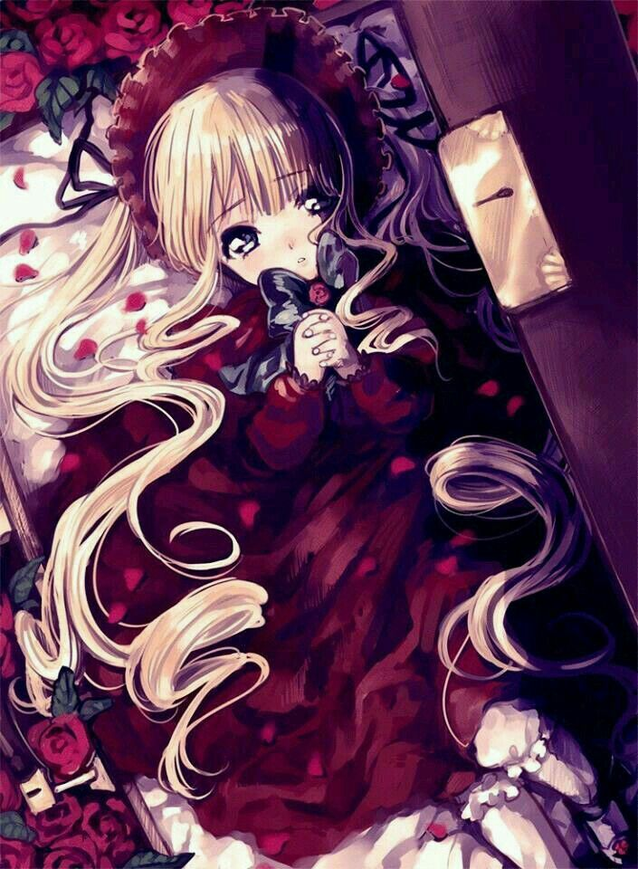 Rozen Maiden/ Shinku