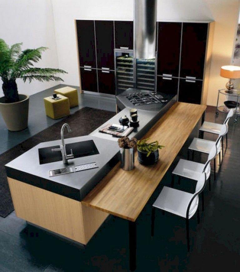 Photo of 56+ Amazing Modern Kitchen Design Ideas And Remodel #kitchendesign #kitchenideas…