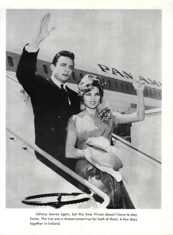 Johnny And First Wife Vivian