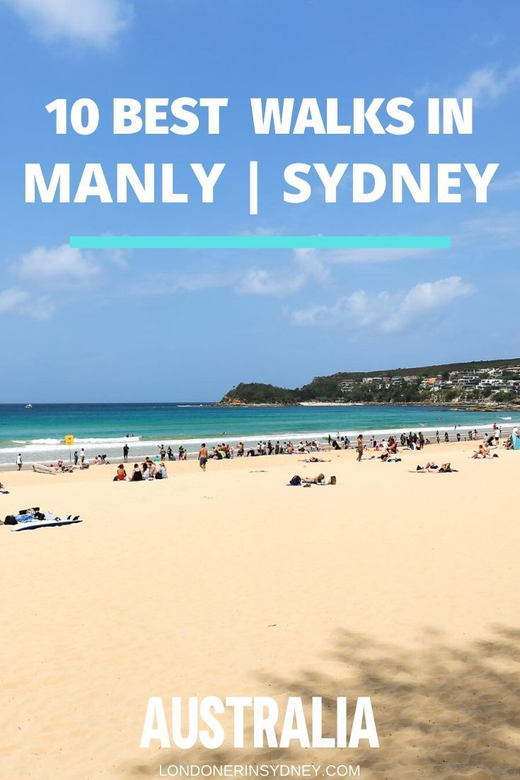 10 Best Manly Walks You May Have Not Considered Yet | Manly Beach Australia | Manly Beach Sydney | Manly Sydney | Manly Australia | Walking tracks in Manly | hiking in Sydney | Sydney walks | walks in Sydney | #manly #sydney #manlywalks #manlysydney #manlybeach
