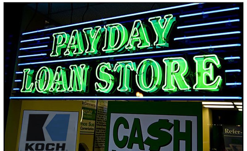 Koch Industries Hopes To Capitalize On A Sluggish Local Economy With Their Payadvantages Check Cashing Store In Gr Payday Loans Payday Loans Online Fast Loans