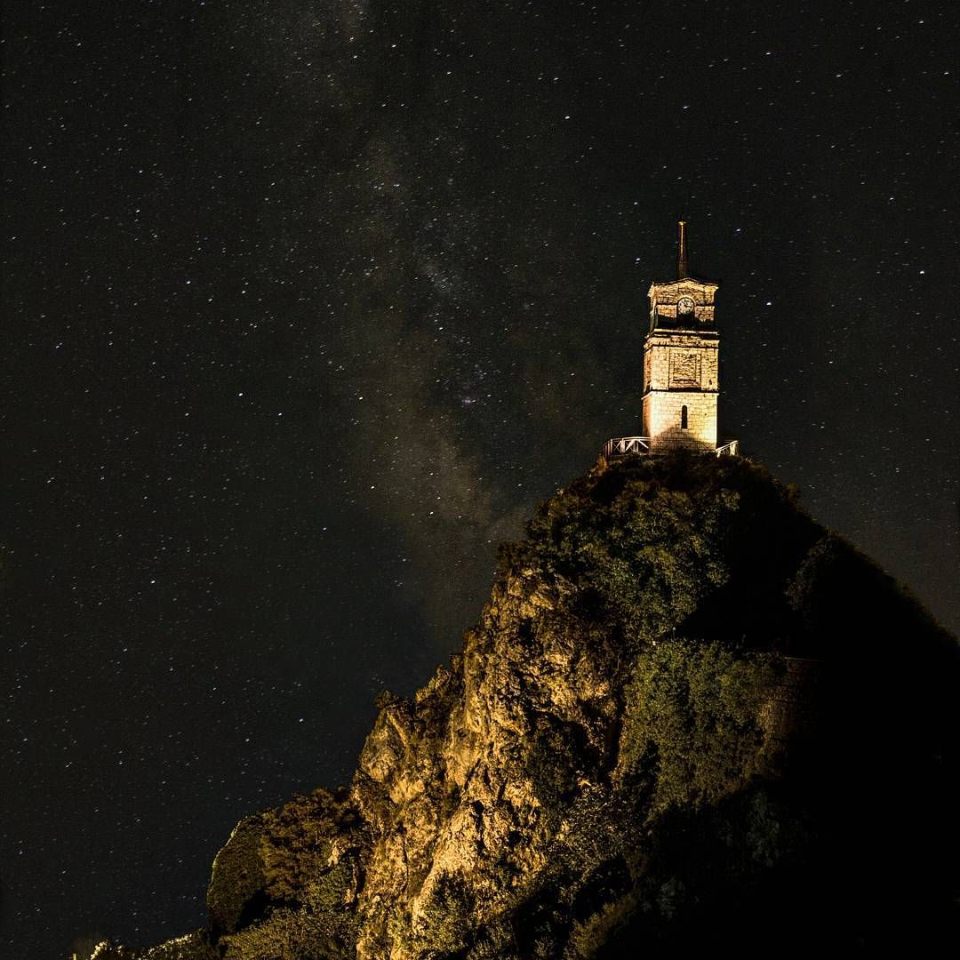 """""""""""So much #universe and so little time to explore it"""" Location: Arahova,Greece"""""""