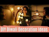 DIY Diwali Dekoration Ideen / DIY Diwali Home Decor Ideen | Dhara Patel #diwalid ... | 4744  ...