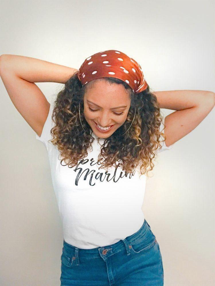 21 Fantastic bandana hairstyles black girl curly hair ...
