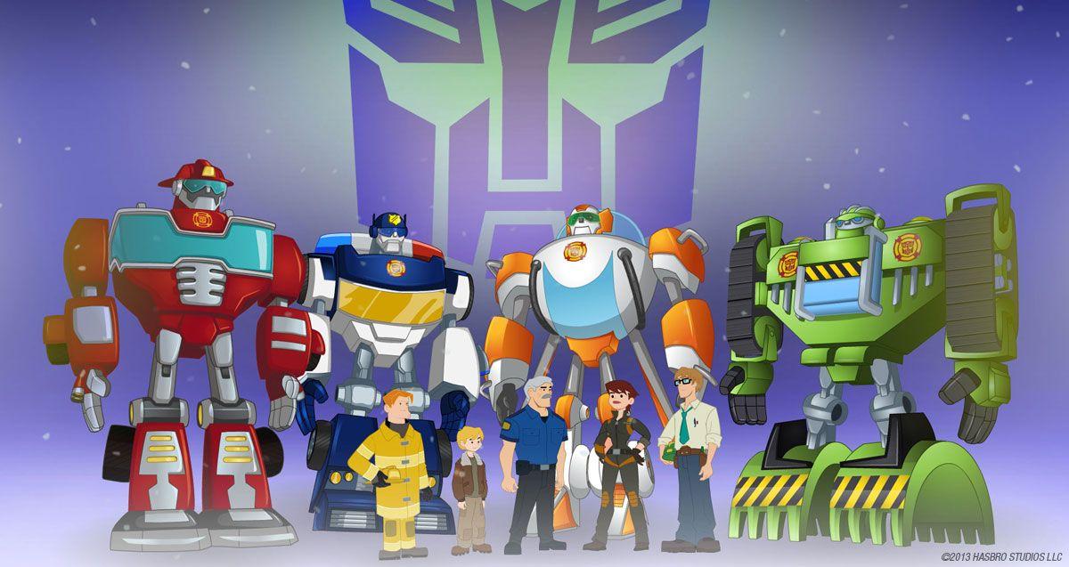 Transformers Rescue Bots Rescue Bots Transformers Rescue Bots Transformers