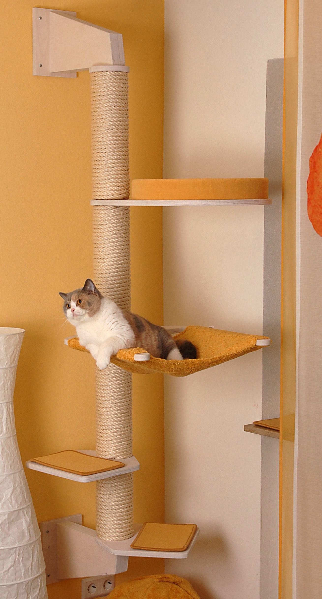 Wandkratzbaum Modell Finn | Gato y Interiores
