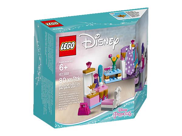 Lego 40307 Disney Princess Castle interior  Accessory Pack New