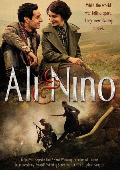 Ali And Nino Maria Valverde Adam Bakri Screenwriting