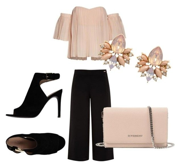 Senza titolo #9 by marzia88 on Polyvore featuring polyvore, fashion, style, Ted Baker, Tory Burch, Givenchy and clothing