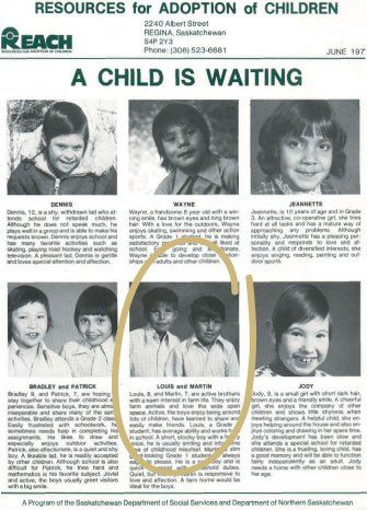 The 60s Scoop How Did It Happen Canadian History Native