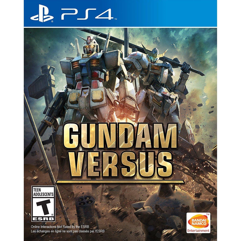 Gundam Versus Gundam, Playstation, Video games