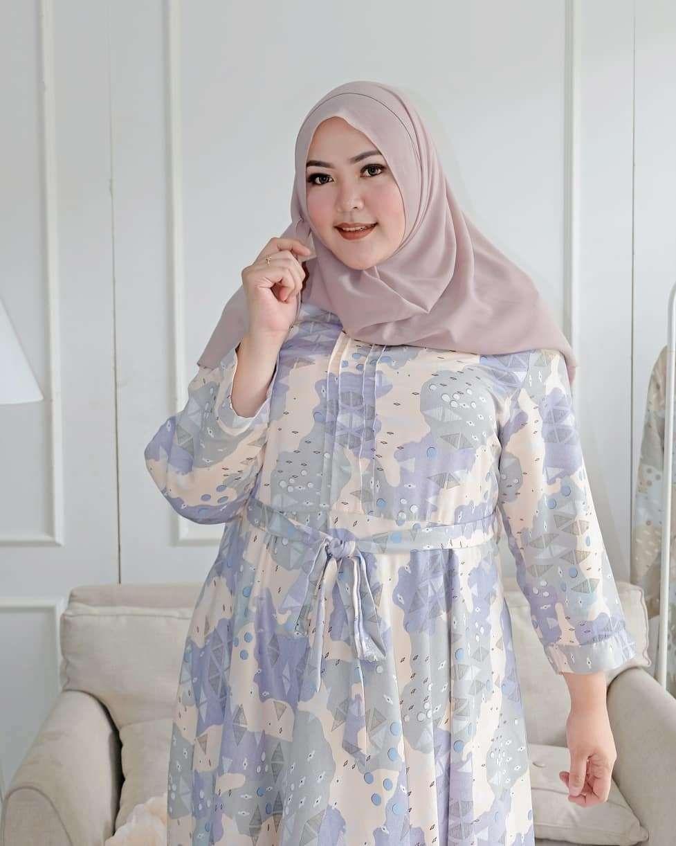 Baju Gamis Yg Cocok Buat Orang Gemuk  Cocok, Orang, Baju muslim