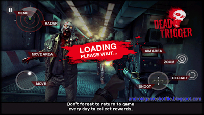 Dead Trigger V1 9 5 Mod Apk Data Unlimited Cash Gold Ammo
