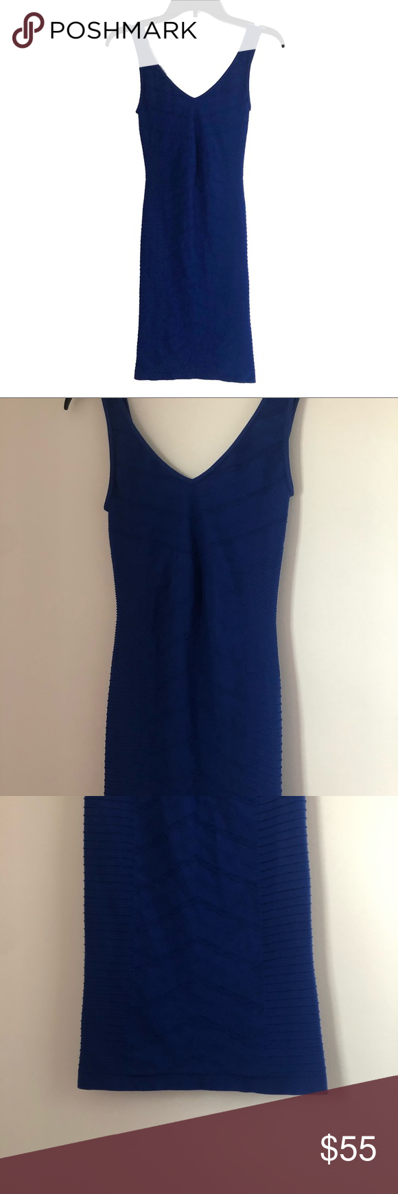 Bodycon dress baby blue and gold for girls