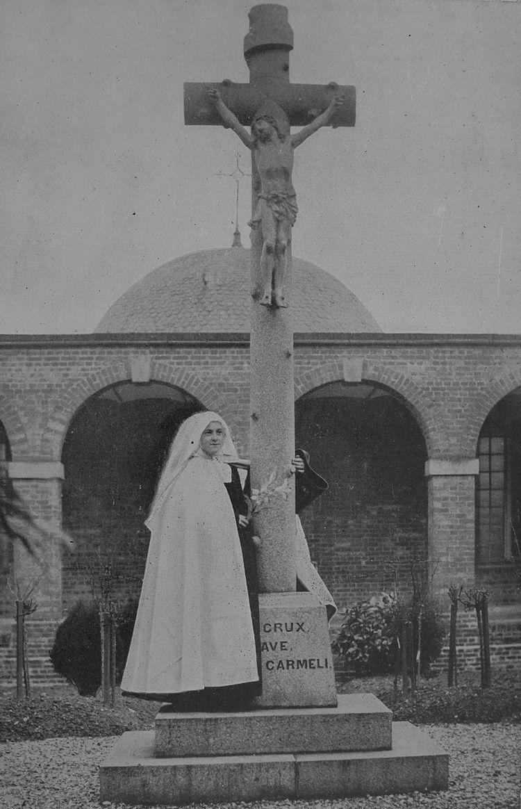 St. Thérèse of Lisieux, age 16