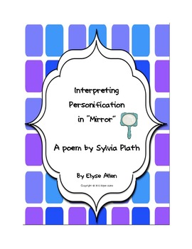 Interpreting Personification in 'Mirror:' A Poem by Sylvia ...
