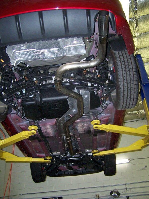 2008 caliber srt 4 exhaust