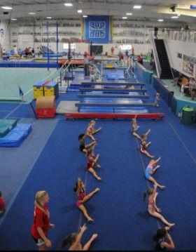 Let It Shine Gymnastics Gymnastics Let It Shine Gym Owner