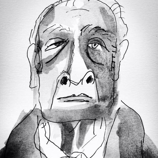 Jorge Luis Borges Por Alejandro Magallanes Jorge Luis Borges Luis Borges Borges