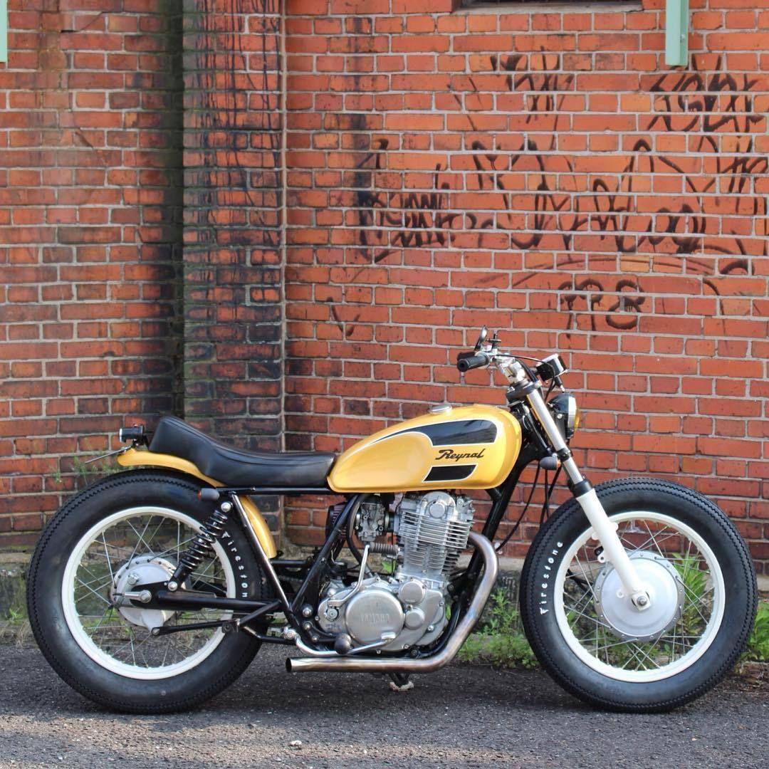 Yamaha Sr Reynal Motorcycle Arch Motorcycle Tracker Motorcycle Brat Motorcycle