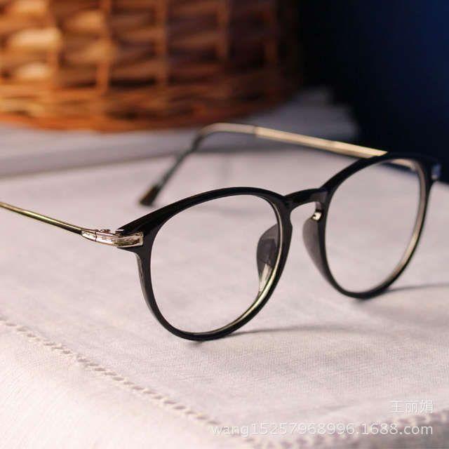 Online-Shop 2015 New Brand Fashion Glasses Frame Oculos De Grau Femininos Round Computer Vintage Eyeglasses Optical Frame Spectacle N118 | Aliexpress Mobile