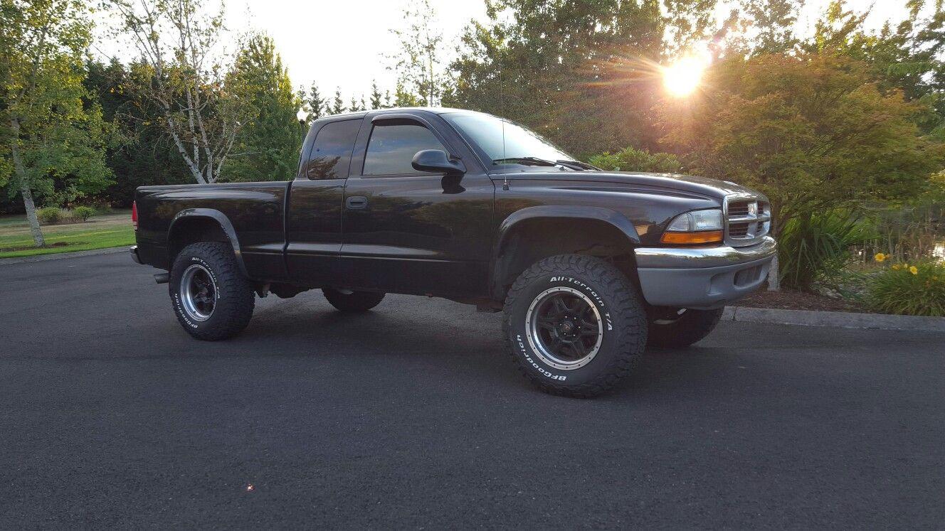 2004 Dodge Dakota 4x4 3 Inch Lift Dodge Dakota Dodge Dakota Lifted New Trucks