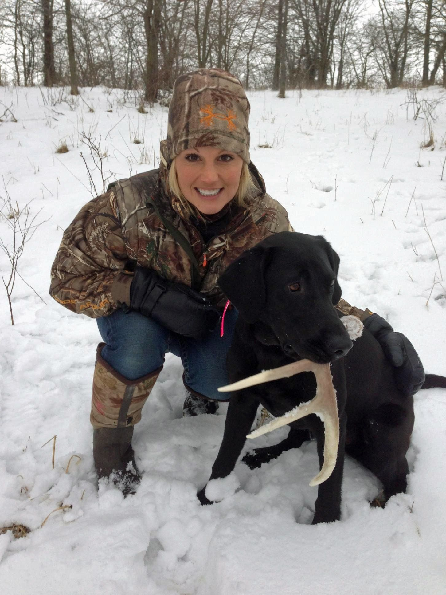 Lee and Tiffany Talk Antler Dogs
