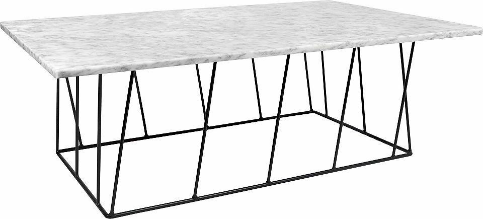 andas Couchtisch »Helix« aus Marmor, wahlweise mit Gestell aus - marmor wohnzimmer tische