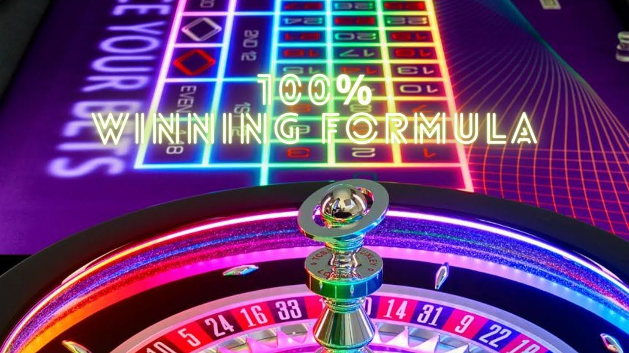 Best Winning Roulette Strategy How To Win At Roulette Most Of The Time Roulette Strategy Roulette Strategies