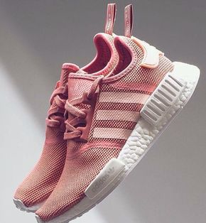 09288699e32 ROSE GOLD PINK ADIDAS SHOES on The Hunt