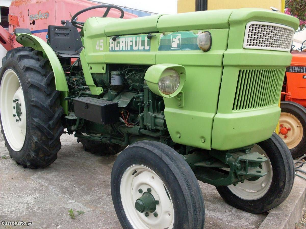 Fiat Built Oliver Tractors : Agrifull v tractors made in italy pinterest tractor