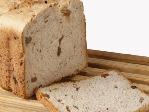Recette Pain à la farine de châtaignes & éclats de marrons