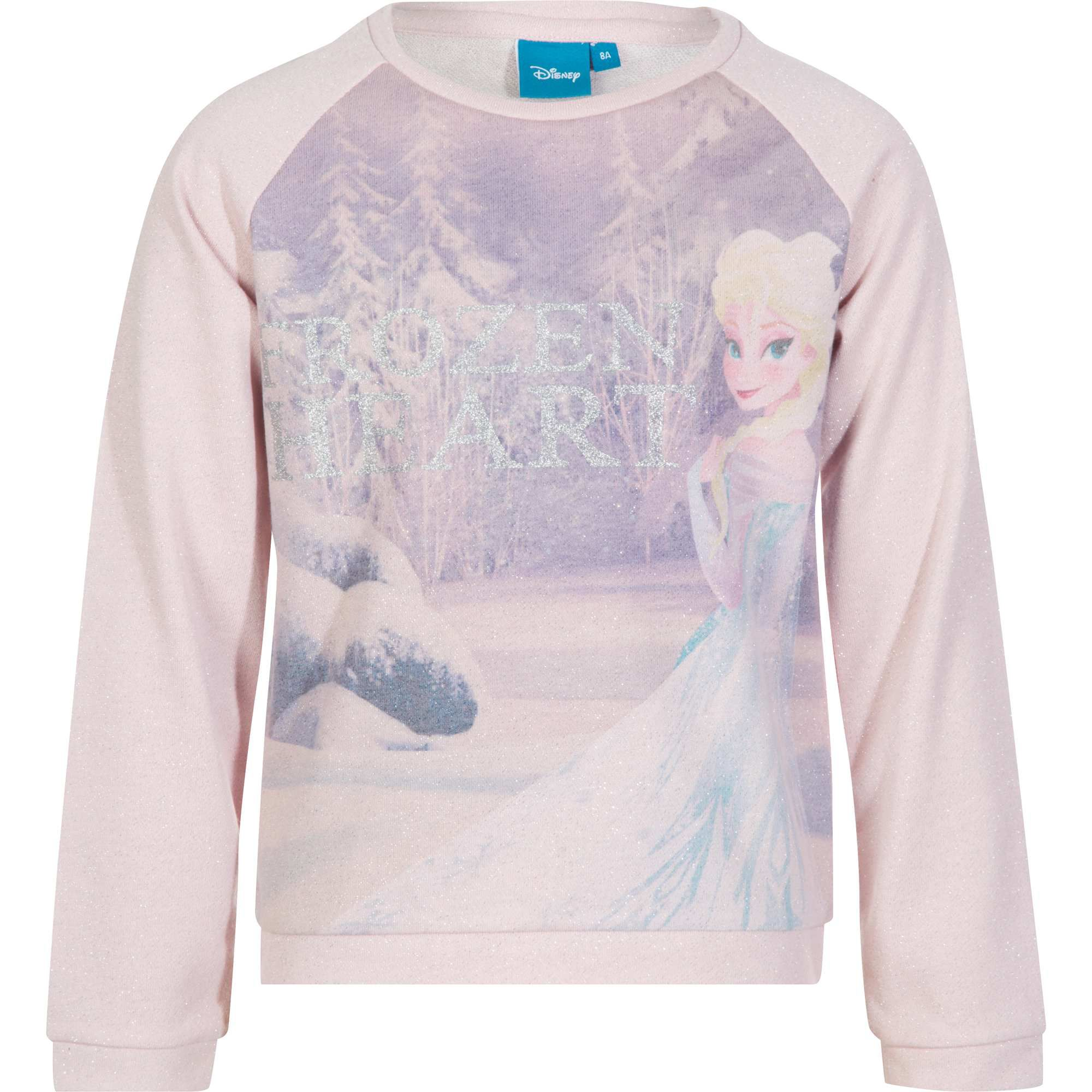 Sweat molleton  Reine des Neiges  Fille - Kiabi - 12,00€   armoire ... 8d5e613f41e