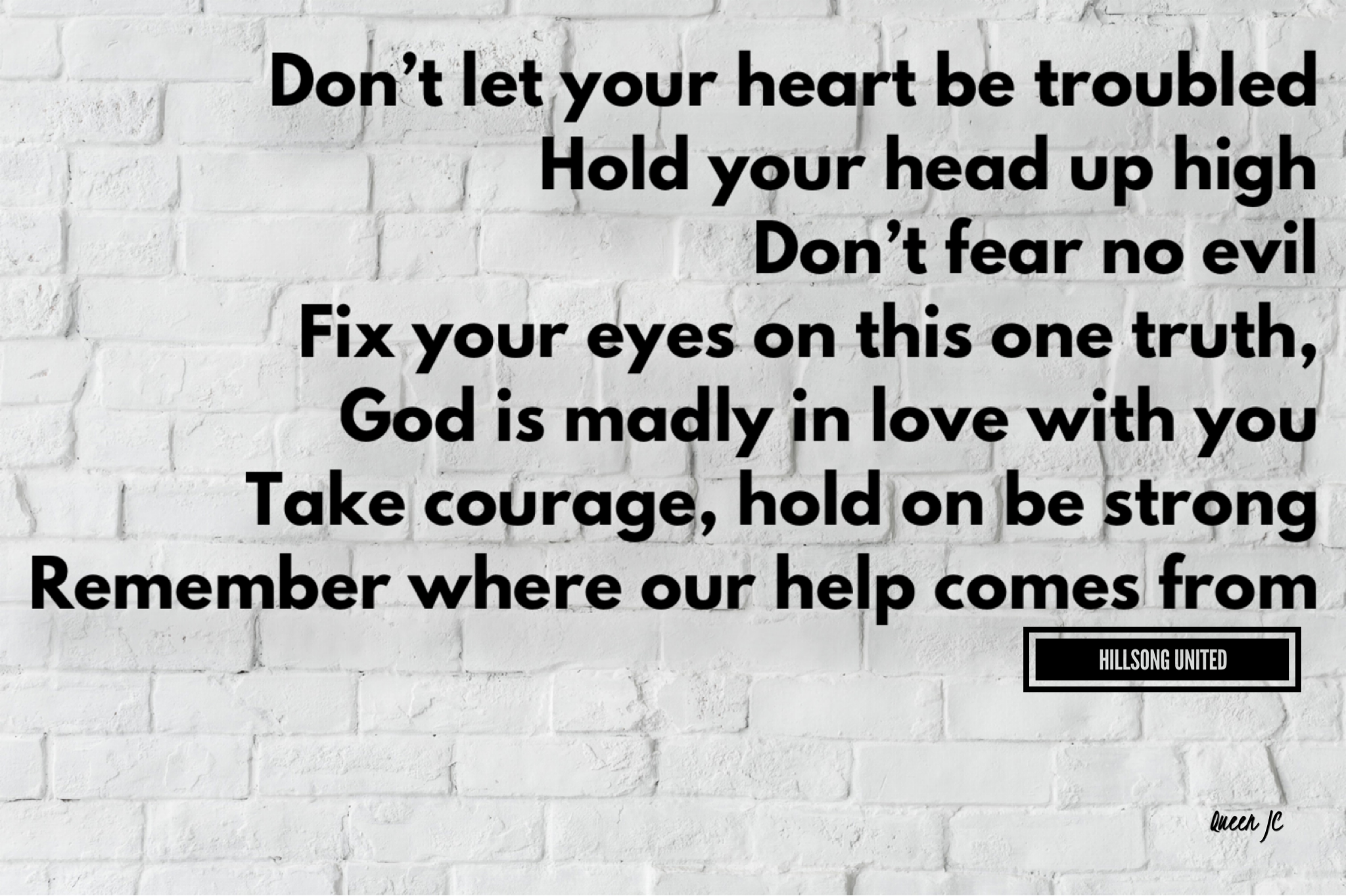 Hillsong UNITED - Good Grace | Quotey Quotes | Hillsong