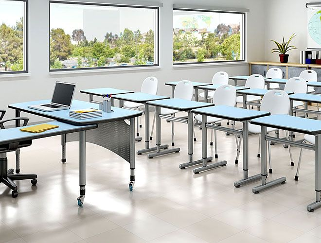 Attractive Classroom Furniture   School Furniture   Information Commons    Collaborative Learning   Paragon Furniture