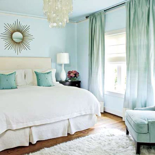 Light Blue Theme Lt 3 Casa Ideal Master Bedrooms Teal