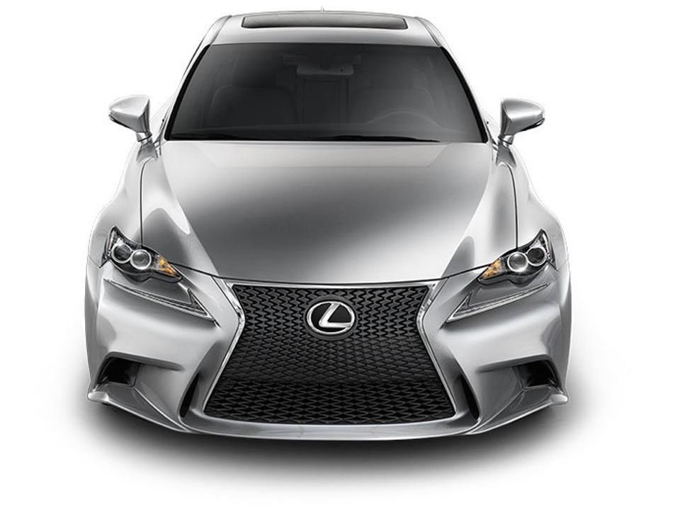 2016 Lexus IS 350 FSport a Stealthy, Sporty Firecracker