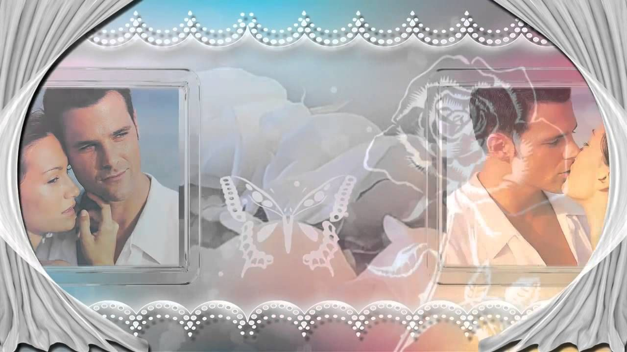 LeLa MuR //Алена Валенсия и Андрей Гражданкин //Лепестки белых роз 2015//