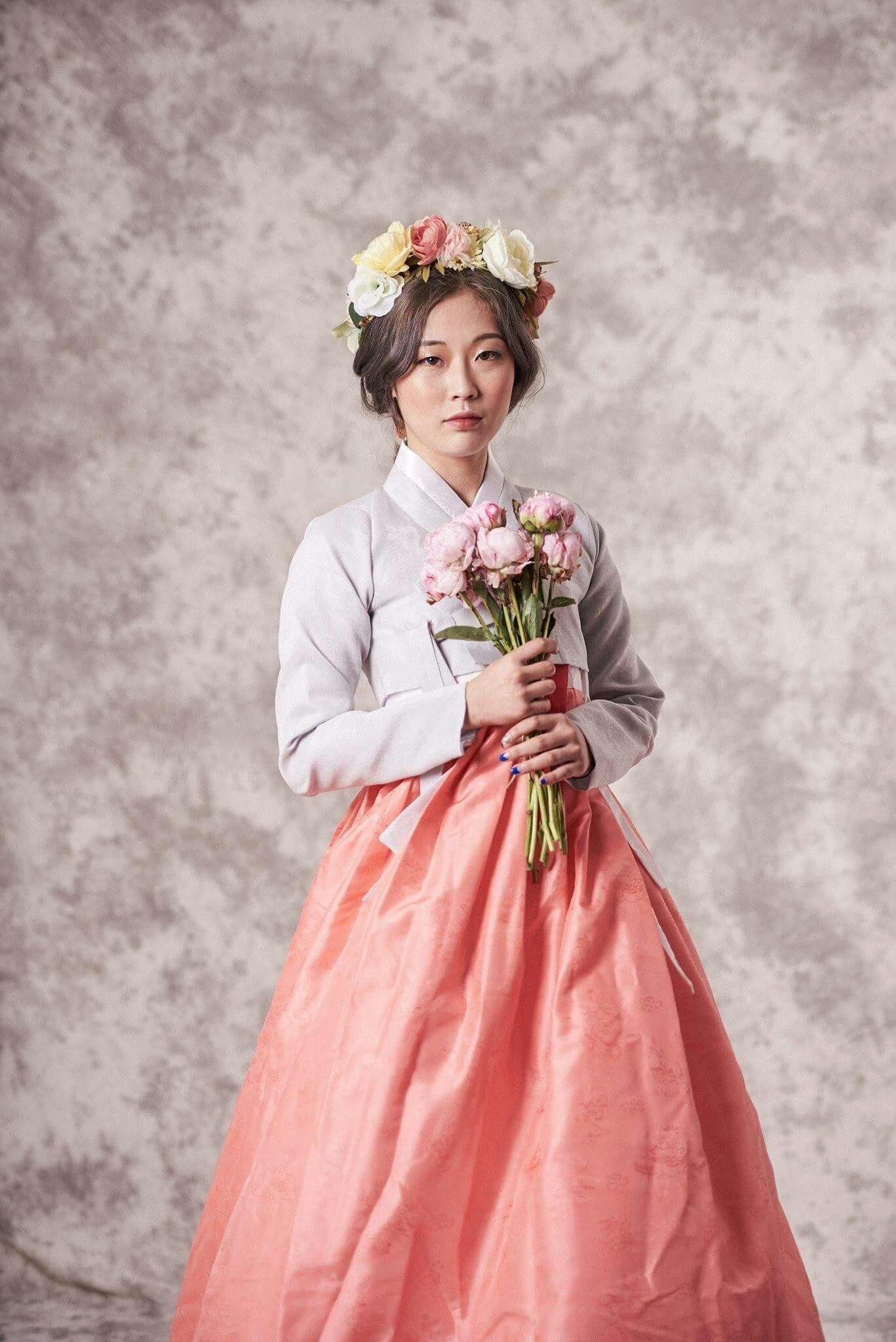 KOREAN HANBOK | Korea - a szépség női oldala+hanbok...babákon ...