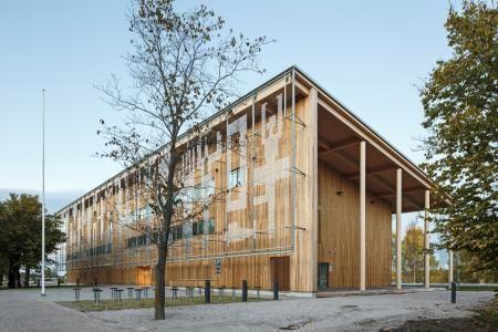 Kirjasto Joeli | Woodarchitecture.fi