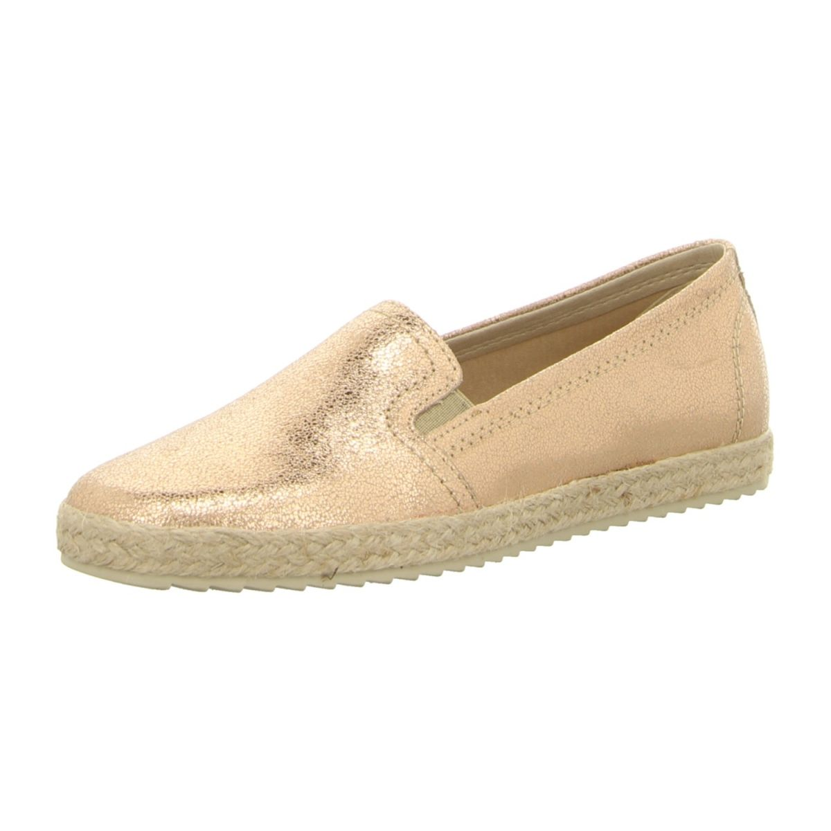 NEU: Tamaris Slipper 1 1 24644 28 952 rose metallic