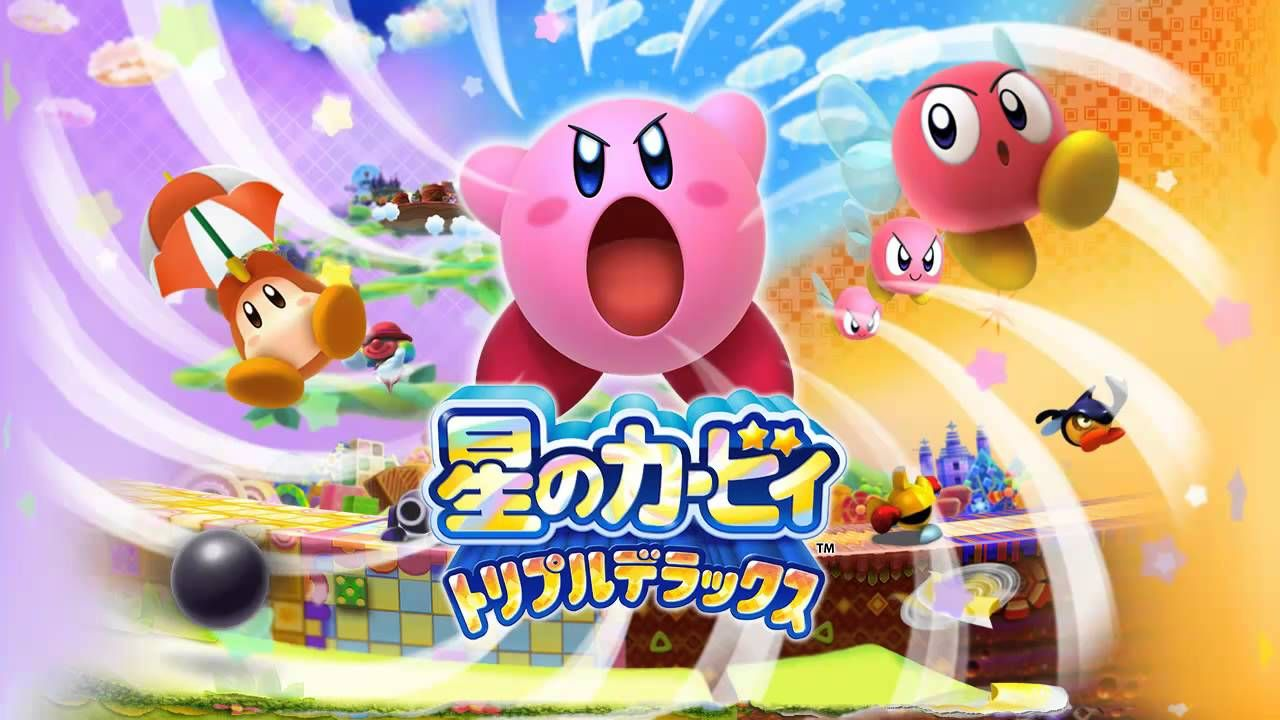 Kirby Triple Deluxe Music - Snow Mountain | A Very Merry Nintendo ...