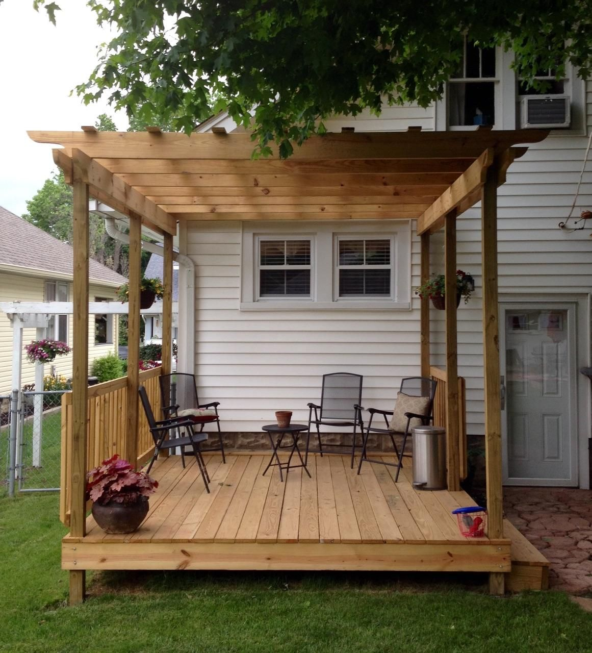 Idea by John Miller on Fences, decks, pergolas, and other ...