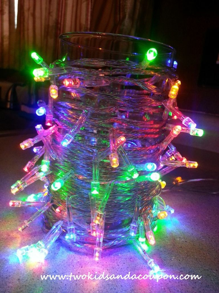 Sponsored - 8 Fun Ideas to Do With Christmas Lights | Fun things ...