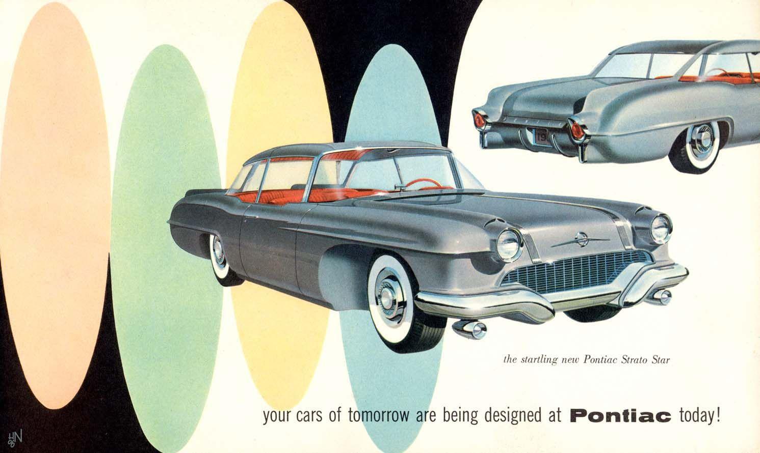 1955 Pontiac Stato Star